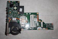 ♥✿♥ MOTHERBOARD HAUPTPLATINE HP 630 MIT PROZESSOR UND CPU FAN 646669-001