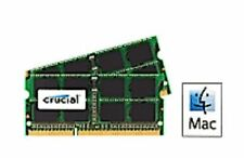 Memoria (RAM) con memoria DDR3 SDRAM de ordenador PC3-10600 (DDR3-1333) 2 módulos
