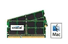 Memoria (RAM) con memoria DDR3 SDRAM de ordenador Crucial con memoria interna de 4GB