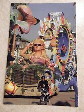 Disney's Eureka California Adventure Parade Postcard  Unused