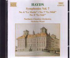 HAYDN | Symphonies  Nos. 6 - 8 | CD-Album