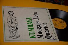 TULLIO DE PISCOPO GIORGIO AZZOLINI QUARTET LP TOP ITALY JAZZ ORIG 1973 EX