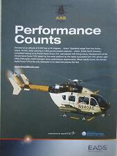 6/2011 PUB EADS NORTH AMERICA LOCKHEED MARTIN ARMED AERIAL SCOUT 72X US ARMY AD