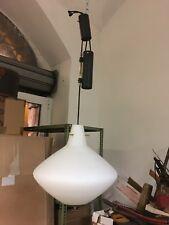 LAMPADARIO A SOSPENSIONE A SALISCENDI 60s STILNOVO UPLIGHT PENDANT LAMP