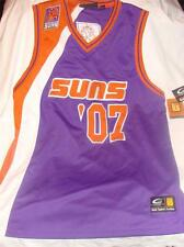 STITCHED NWT LICENSED NBA BIGMAN G III BY CARL BANKS SUNS JERSEY '07 SZ XL