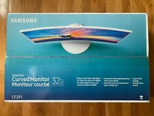 Samsung CF391 32 inch 1080p Curved LED Monitor LC32F391FWNXZA