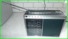 Panasonic RF-1700 8-Band AC/DC Radio FM AIR PSB AM MB SW1 SW2 works great