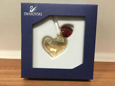 Swarovski Figurine 1001567 Party Hearts 1 3/16in Boxed and Certificate
