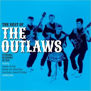 The Outlaws Best Of 2-CD NEW SEALED 2020 Swingin' Low/Ambush/Valley Of The Sioux
