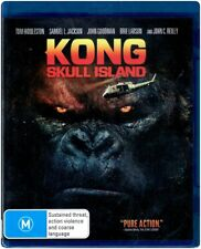 """KONG SKULL ISLAND"" Blu-ray - Region [B] NEW"