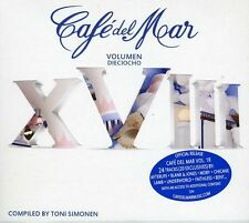 Various Artists, La - Cafe Del Mar 18 / Various [New CD] Germany - Import