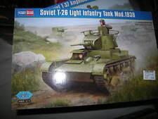 1:35 hobby Boss Soviet t-26 Light Infantry Tank mod.1938 OVP