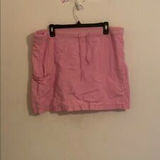 Gap XL pink skirt