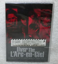 DOCUMENTARY FILMS WORLD TOUR 2012 Over The L'Arc-en-Ciel Taiwan DVD (Chines-sub)