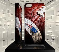 Coque rigide pour iPhone SE New England Patriots NFL Team 03
