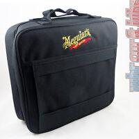 Meguiars Tasche Aufbewahrungstasche Transporttasche Nylon schwarz
