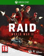 Raid - World War II XBOX ONE