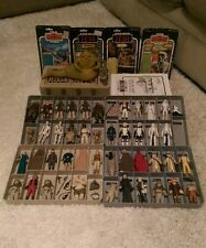 Star Wars Vintage Kenner Action Figures Lot Weapons Accessories 1977 ~ 1985 ROTJ