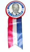 1952 DWIGHT EISENHOWER campaign pin pinback button political badge presidential