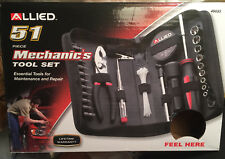 Allied Tools 51 Piece Mechanics Tool Set 49033 NEW IN PACKAGE - GREAT DEAL!