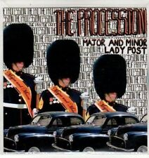 (BU23) The Procession, Major And Minor / Lady Post - DJ CD