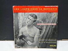 BO Film OST Les loups dans la bergerie SERGE GAINSBOURG / ALAIN GORAGUER 432447