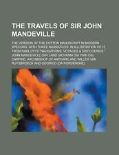 The Travels of Sir John Mandeville (1905)-ExLibrary