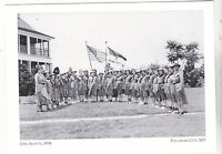 "*Maryland Postcard-""The Girl Scouts"",1936- Public Landing- *Pocomoke City (3-MD)"