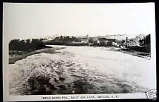 CANADA~HARTLAND N.B.~FAMOUS SALMON POOL~ST. JOHN RIVER