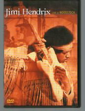 JIMI HENDRIX - LIVE AT WOODSTOCK - DVD - COME NUOVO