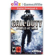 Call of Duty: World at War Steam Key PC Digital Download Code [EU/US/MULTI]