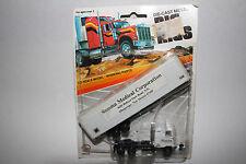 Zee Toys 1989 Zylmex BIG RIGS, Summa Medical Equipment, Semi Truck