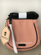 NWT Wildfox GWP Pink Saddle Bag