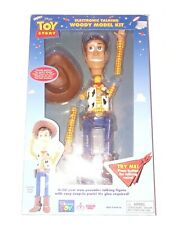 Vintage Disney Toy Story New Talking Woody Model Kit * Thinkway