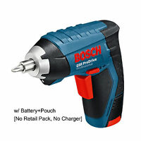 Bosch GSR ProDrive 3.6V SCREWDRIVER w/Battery+Pouch [No Retail Pack, No Charger]