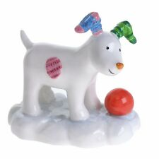 The Snowdog Playing in the Snow John Beswick Figurine
