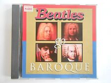 THE BEATLES GO BAROQUE (1992) || CD ALBUM | PORT 0€ ! not on disc0gs