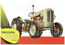 Ferguson FF35 Tractor  - Poster (A3)