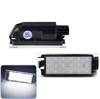 LED Licence Number Plate Light For Renault Megane 2 Renault Clio Renault Laguna