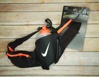 Nike Running Large 20 oz Flask Belt with Zip Pocket - NWT