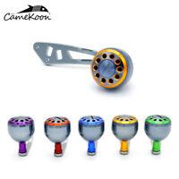 CAMEKOON Aluminum Alloy Handle Strong Durable Single Rocker For Baitcasting Reel