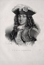 Francois Henri Montmorency Luxemburg Franche-Comté Utrecht Nimwegen Namur Louis