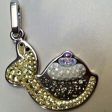 "GENUINE SWAROVSKI® CHARM/ PENDANT ""THE LOVLOTS""~ SHINA, THE SNAIL (863784)"