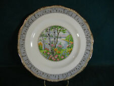 "Royal Albert Silver Birch 10 3//8"" Diameter Dinner Plate(s)"
