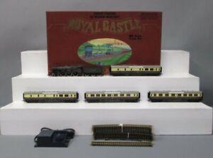 Life Like Vintage HO Scale Royal Castle Train Set/Box