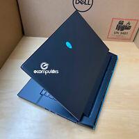 """Dell Alienware m15 R2 4.5 i7 9750H 1TB SSD,16GB, 15.6"""" FHD,8GB NVidia 2080MQ S&D"""