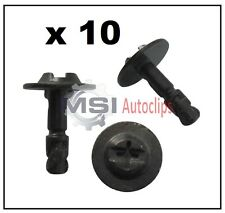 UNDER ENGINE COVER PROTECTION SCREW for VW VOLKSWAGEN and AUDI MODELS Pack of 10