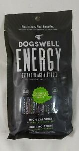 4 pack of Dogswell Energy Extended Activity Fuel. High Calorie