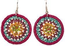 Guatemalan Beaded Earrings Fair Trade Crossroads Handmade