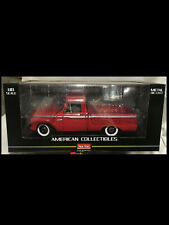 1965 Ford pickup truck RED 1:18 SunStar 1287